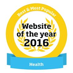 Most Popular Health Website of the Year 2014