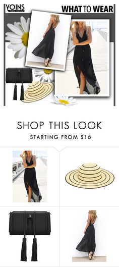 """""""YOINS 35"""" by melisa-hasic ❤ liked on Polyvore featuring yoins"""