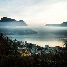 Lugano.@haubentaucherat (wolfgang) 's Instagram photos | Webstagram - the best Instagram viewer