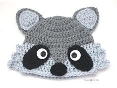 Creative Raccoon Hat