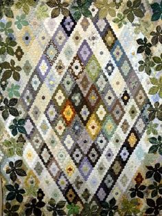 Oh how work has been getting in the way of my quilting! This week for my paper piecing post I'm sharing some beautiful paper pieced quilts b...
