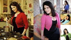 Little Miss Bossy: Style Icon: Nigella Lawson Fashion Beauty, Girl Fashion, Fashion Outfits, Apple Shape Outfits, Retro Housewife, Nigella Lawson, Celebs, Celebrities, Casual Outfits
