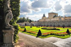 Wilanow Palace , Warsaw