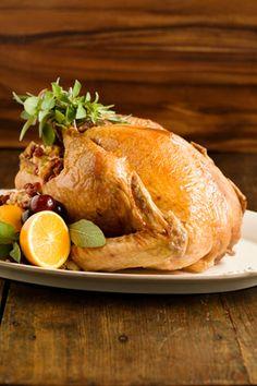 Paula Deen Roasted Turkey