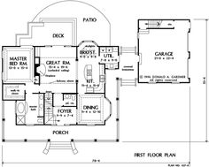 Basement (Optional) of The Taylor - House Plan Number 427