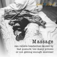 Massage for headache relief, share this with your clients! 😌 Start by joining the Massage Marketing Content Club! You'll have more time to relax with creative, therapist made, marketing materials! Massage For Headache, Headache Causes, Headache Relief, Massage Marketing, Massage Quotes, How To Relieve Headaches, Bad Posture, Social Media Images, Marketing Materials