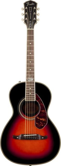 Fender Ron Emory Loyalty Parlor Acoustic Guitar Longtime T. guitarist Ron Emory has infused some truly distinctive Fender acoustic guitars with his years of SoCal-punk cred and expertise. Guitar Shop, Music Guitar, Cool Guitar, Making Musical Instruments, Music Instruments, Fender Acoustic Guitar, Bass Guitars, Electric Guitars, Steel Guitar