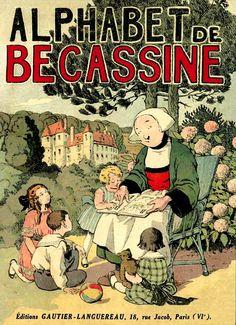 Bécassine, le premier numéro de La Semaine de Suzette le 2 Février 1905