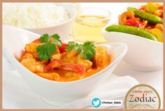An outing with your loved one and dinner at #Zodiac is a perfect combination for a memorable evening. Chicken Thai Curry is a must have.
