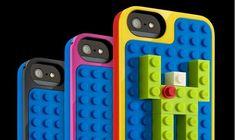#Belkin propose aux possesseurs d'iPhone 5 une #coque #Lego originale et colorée !