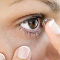 Antes de comprar lentes de contacto, ¡infórmate!