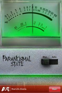 Paranormal App--EMF Visit Waverider @ http://www.waveridermp3.com #ghost hunting #brainwave #brainwave entrainment