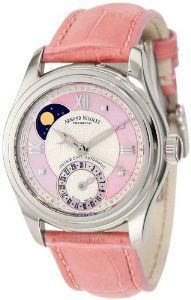Armand Nicolet : Armand Nicolet Women's 9151A-AS-P915RS8 M03 Classic Automatic Stainless-Steel Watch