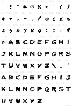 "free handwritten font - ""billiebarred"""