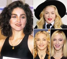 Madonna: How Her Face Has Changed Photo - Madonna: How Her Face Has Changed - Us Weekly