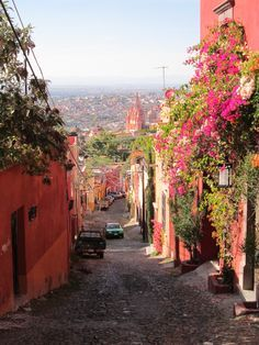 streets of san miguel - Google Search