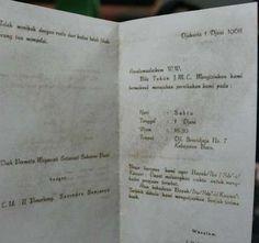 Undangan Nikah Megawati Dijual Rp 5 Juta