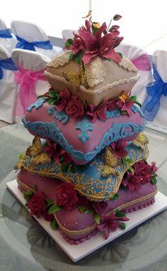 Pillow cake: