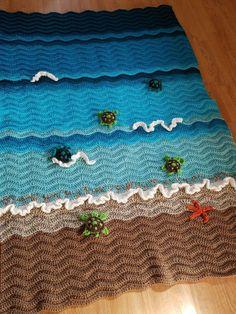 Baby Afghan Crochet, Afghan Crochet Patterns, Crochet Chart, Crochet Blankets, Baby Blankets, Crochet Hooks, Knitting Patterns, Crochet Scarves, Crochet Turtle Pattern Free