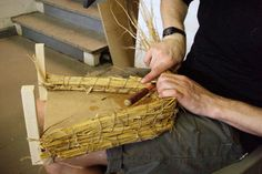 "Woven Straw & Wood Create A ""Thrive Hive"" For Bees : TreeHugger"