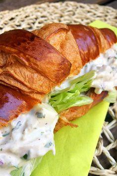 Csirkés szendvicskrém házilag – VIDEÓVAL!   GastroHobbi
