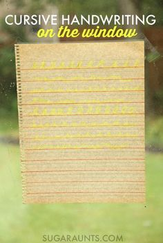 Materials/tips for handwritten letters?