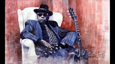 John Lee Hooker Teachin' the Blues