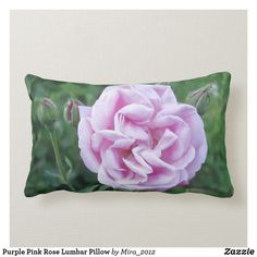 Shop Purple Pink Rose Lumbar Pillow created by Personalize it with photos & text or purchase as is! Rose Photos, Flower Photos, Get Well Flowers, Rose Got, Purple Roses, Pink, Personalized Chocolate, Get Well Gifts, Lumbar Throw Pillow