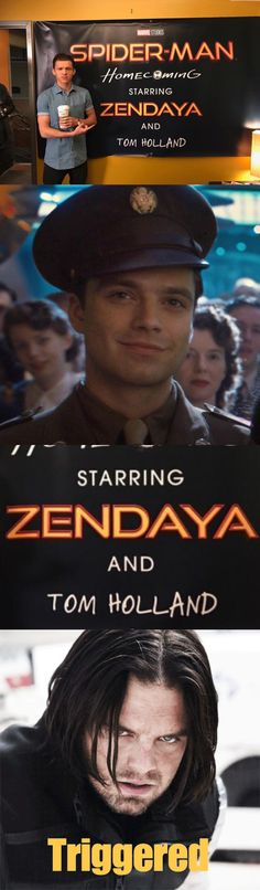 Why is everyone so hyped over zendaya?! She's barely in the movie. Tom deserves the credit