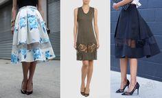 Как удлинить короткое платье. Способы сделать платье длиннее. В статье…