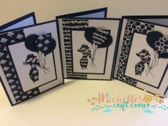 Beautiful You Stamp set from Stampin' Up and Floral Boutique DSP