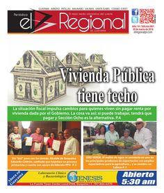 Periódico El Regional - Edición 861  30 de marzo de 2016