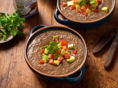 @so_delicious Smokey Black Bean Bisque So Delicious Dairy Free | Coconut, Almond & Soy Milk Dairy-Free Recipes