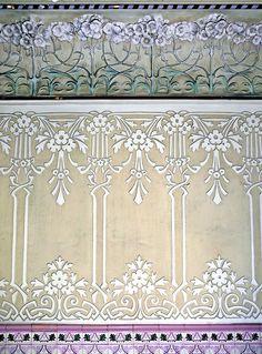 Cases Francesc Lalanne . Architect: Arnau Calvet i Peyronill. Barcelona - Provença