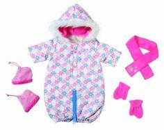 Zapf Creation 816974 - Baby born Deluxe Set Winter - [ #Germany #Deutschland ] #Bekleidung [ more details at ... http://deutschdesign.apparelique.com/zapf-creation-816974-baby-born-deluxe-set-winter/ ]