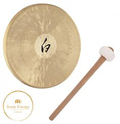 """MEINL White Gong 30,48cm (12"""") inclusive Beater, Meinl Sonic Energy, Meinl, Sonic Energy, Gong, Gongs, White Gong, Handcrafted masterpiece, Item No: WG-12"""