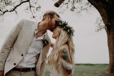 Wildly Romantic Wedding at Wind Wolves Preserve