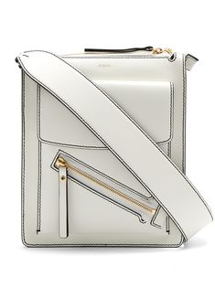 Click here to buy Joseph Mortimer leather shoulder bag at MATCHESFASHION.COM
