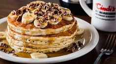 Where To Find Dallas' Best Pancakes And Crepes