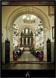 Old Church Near Hornimon Circle Mumbai India