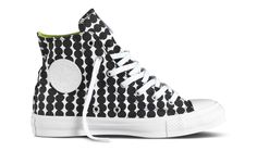 New Marimekko/Converse collection. Love.