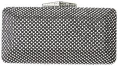 Magid 6689 Clutch,Black/Clear,One Size