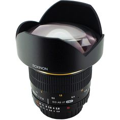 $370   Rokinon 14mm Ultra Wide Angle F 2 8 If Ed UMC for Nikon with Chip 117686243X   eBay