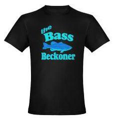 Bass Beckoner 1 dark T-Shirt> The Bass Beckoner 3> Eric's Designz