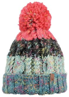 caa062b4cf9 The Barts Sandy beanie has everything you look for in a beanie  warmth