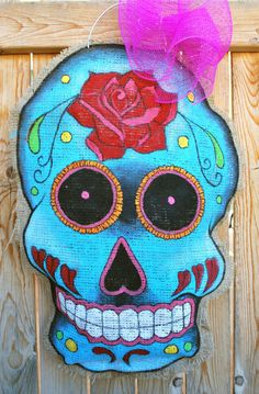 Dia de los Muertos is the south of the border tradition of honoring their dead. It happens to coincide with the Halloween season. Celebrate both