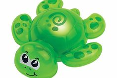 John Lewis Bathtime Light Up Turtle Perfect for adding some light entertainment to bath time, this floating turtle has clever sensors which illuminate when placed in water. http://www.comparestoreprices.co.uk/baby-toys/john-lewis-bathtime-light-up-turtle.asp