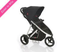 One Project Nursery reader will win Phil & Ted's Vibe Stroller from Modern Nursery. #giveaway #win