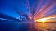 Nature The Dream Sunrise Wallpaper - Your HD Wallpaper Beautiful Sky, Beautiful World, Beautiful Places, Beautiful Norway, Beautiful Scenery, Full Hd Pictures, Cool Pictures, Sunrise Wallpaper, Hd Wallpaper