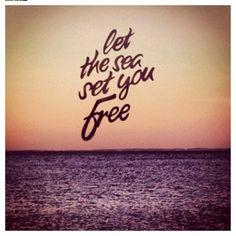 Instagram #LetTheSeaSetYouFree roundup